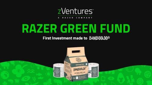 Razer crea il 'Razer Green Fund'