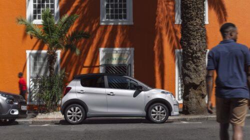 Citroën svela la sua nuova serie speciale C1 Millenium