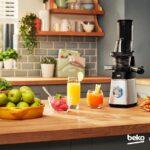 Da Beko il nuovo estrattore Slow Juicer a freddo SJA3209BX
