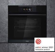 Il forno Haier I-Touch Serie 6 vince un Red Dot nel Red Dot Award: Product Design 2021