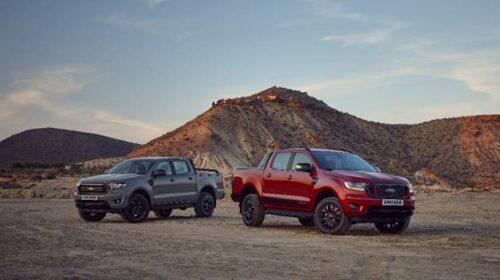 Ford presenta Ranger Stormtrak e Ranger Wolftrak