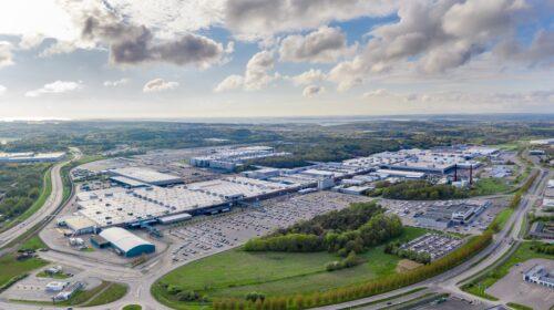 Volvo Cars Torslanda diventa il primo stabilimento di automobili a impatto zero sul clima dell'azienda