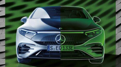 Mercedes-Benz utilizzerà l'acciaio verde nei veicoli nel 2025