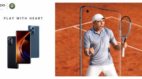 OPPO partner di Roland-Garros per il terzo anno consecutivo