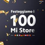 Xiaomi raggiunge i 100 Mi Store in Europa occidentale