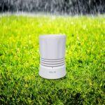 Explore Scientific presenta il pluviometro e il termo igrometro con allarme muffa