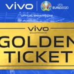 "vivo regala il ""vivo Golden Ticket"" per EURO2020"