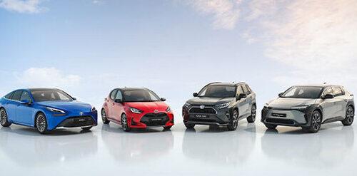 Toyota annuncia i risultati annuali globali