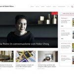 Online la nuova piattaforma digitale del Salone del Mobile.Milano