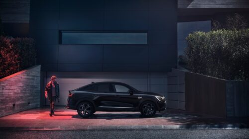 Nuovo Renault Arkana disponibile nella motorizzazione ibrida E-TECH 145