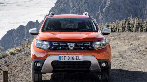 In arrivo il nuovo Dacia Duster