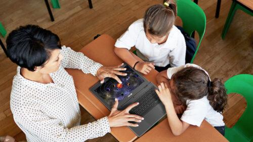 ASUS annuncia la disponibilità in Italia dei laptop BR1100