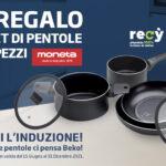 Beko presenta l'operazione a premi in collaborazione con Moneta