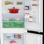 Beko presenta il frigorifero combinato da incasso Montebianco75 BCSE400E40SN