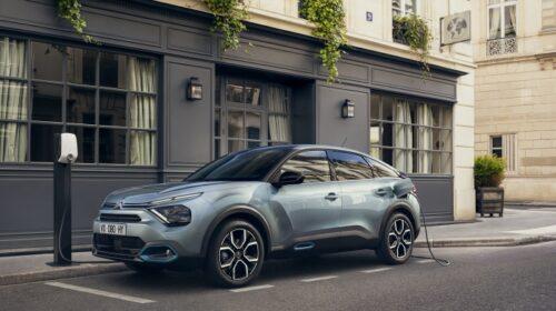 In arrivo la Nuova Citroën ë-C4 -100% ëlectric