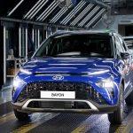 Hyundai: al via la produzione di BAYON