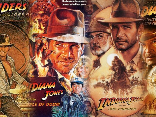 Indiana Jones – 4 Movie Collection 4K