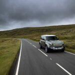 Jaguar Land Rover svilupperà un prototipo Defender con celle a combustibile di idrogeno