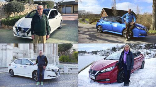 In Europa chi guida veicoli elettrici percorre più chilometri di chi guida veicoli a benzina e diesel