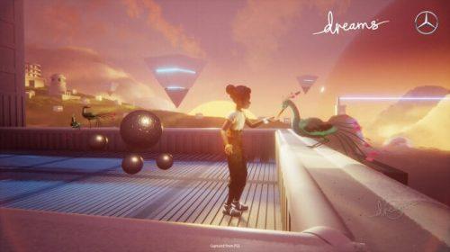 Mercedes-Benz e PlayStation Studios, Media Molecule danno vita a visioni future su PlayStation