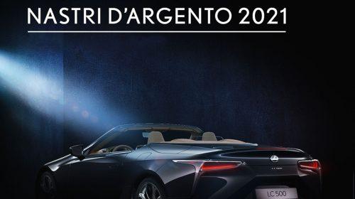 Lexus auto ufficiale dei Nastri d'Argento 2021