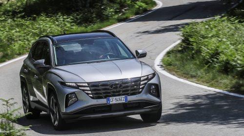 Hyundai lancia Nuova TUCSON Plug-in Hybrid