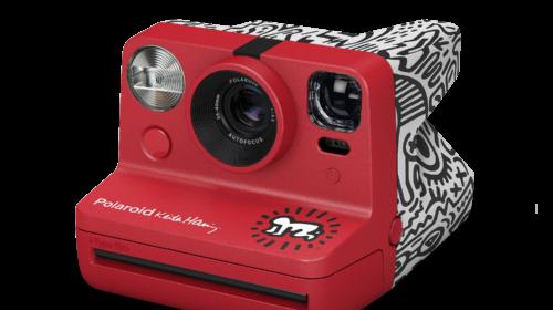 Polaroid presenta l'edizione speciale Polaroid x Keith Haring Now
