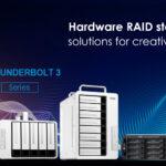 TerraMaster introduce nuove soluzioni RAID hardware aggiornate per tutti i modelli della serie Thunderbolt 3