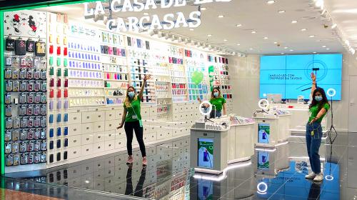 La Casa de la Carcasas apre il suo venticinquesimo punto vendita in Italia