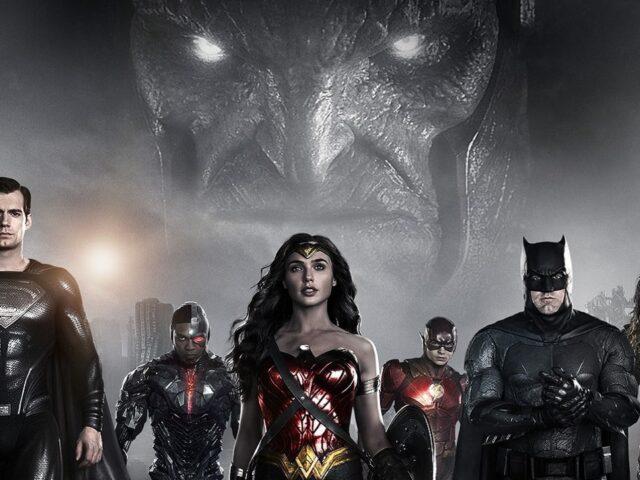 Zack Snyder's Justice League – Rece Blu-ray 4K