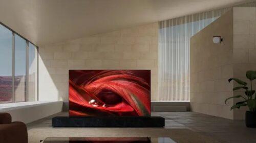 Sony lancia nuovi modelli di TV BRAVIA con schermo di grandi dimensioni