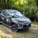 Mitsubishi L200 pick-up ufficiale dell'Italian Showdown 2021