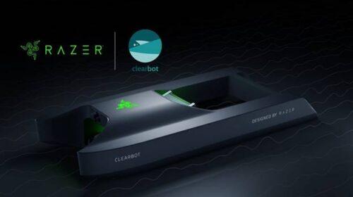 Razer e ClearBot insieme per pulire gli oceani in modo smart