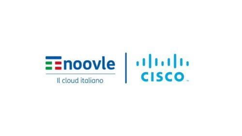 Cisco, TIM e Noovle: al via partnership per lo sviluppo delle attività cloud