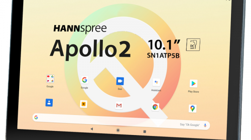 HANNspree amplia la famiglia dei Tablet PC
