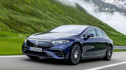 Mercedes EQS: il primo veicolo elettrico nella classe di lusso