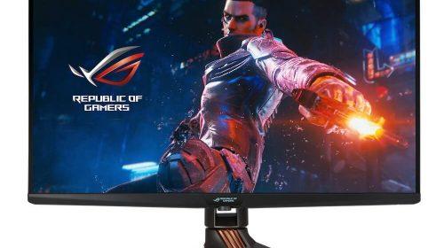 ASUS ROG Swift PG32UQX: il primo monitor gaming 4K con tecnologia mini LED