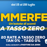 "Euronics torna in comunicazione con ""Summerfest"""
