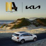 Kia è auto ufficiale del Nations Award