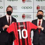 OPPO Italia entra a far parte della famiglia AC Milan come Official Mobile Partner