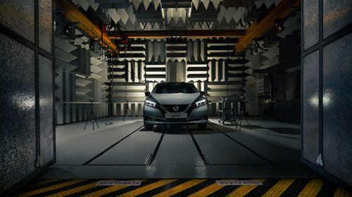 "Nissan LEAF MY21 introduce il sistema sonoro ""Canto"""