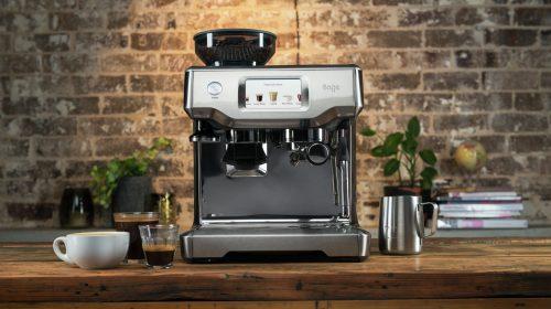 Sage Appliances presenta le sue innovative macchine per il caffè touch screen