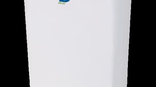 Da Naicon il nuovo purificatore d'aria Diloc D.PURE-AIR 25