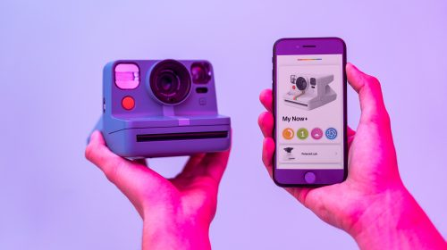 Polaroid presenta la nuova Polaroid Now+