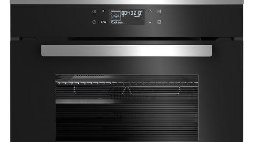 Da Beko il nuovo forno multifunzione compatto combinato BCW18500X