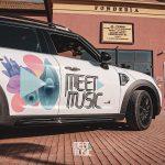 Per il terzo anno consecutivo MINI è partner di MEET MUSIC