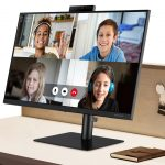 Disponibile il nuovo Webcam Monitor di Samsung