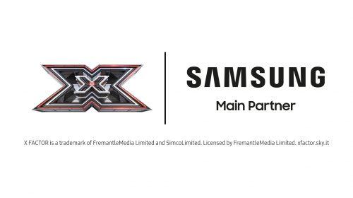 Samsung è Main Partner di X Factor 2021