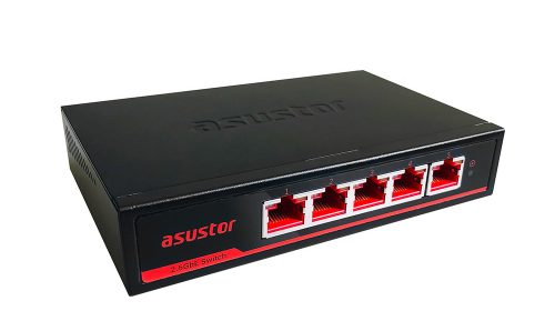 ASUSTOR annuncia Switch'nstor