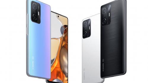 Xiaomi presenta nuovi componenti della famiglia Xiaomi 11